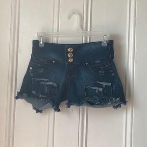 Pants - Colombian Retro Shorts!